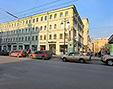 All apartments of our hotel are situated in the magnificent house on Nevsky 150