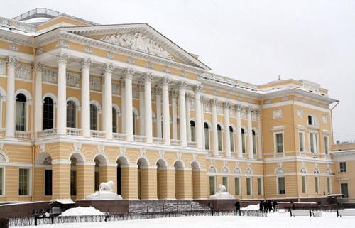 Санкт-Петербург на новый год