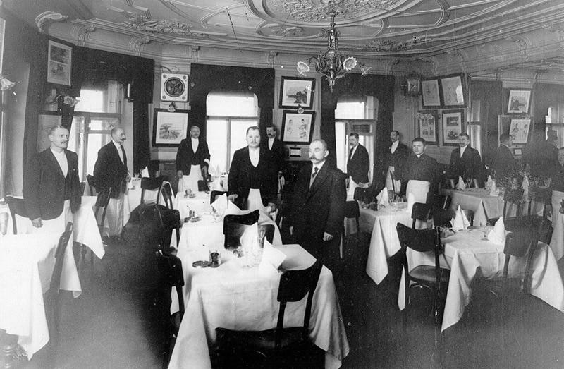 История Старой Вены- ресторана в Петербурге